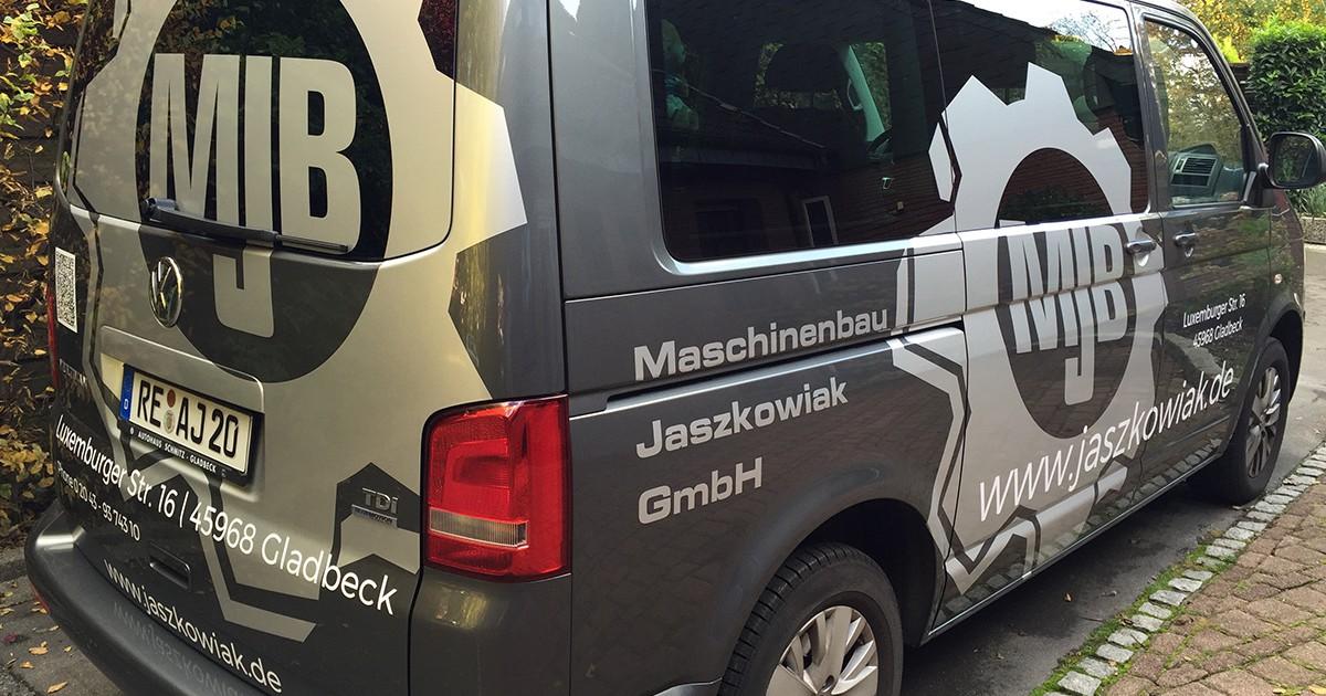 disigns_Folienbeschriftung_Maschinenbau Jaszkowiak
